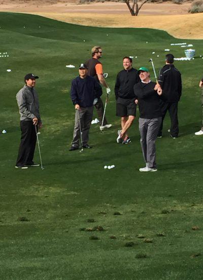 Gabe Golf Clinics 1