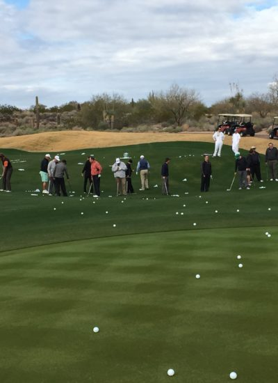 Gabe Golf Clinics 2
